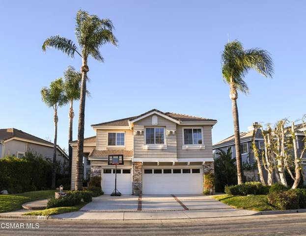 539 Mindenvale Court, Simi Valley, CA 93065 (#221000372) :: Berkshire Hathaway HomeServices California Properties