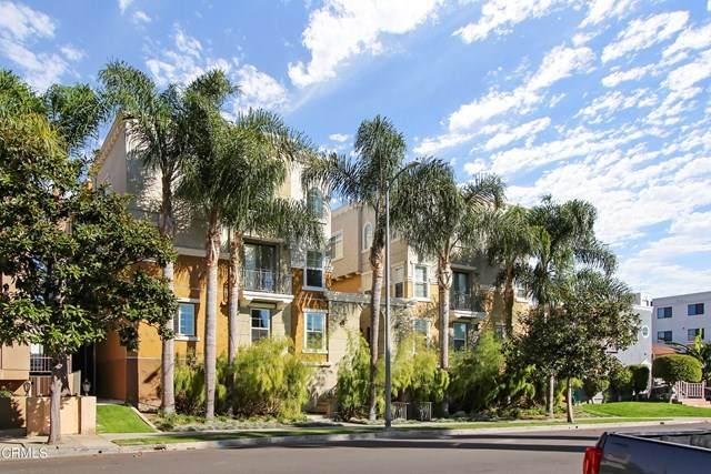 1810 S Barrington Avenue #6, Los Angeles, CA 90025 (#V1-3565) :: Eman Saridin with RE/MAX of Santa Clarita