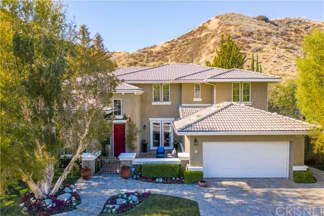 24921 Greensbrier Drive, Stevenson Ranch, CA 91381 (#SR21008520) :: Berkshire Hathaway HomeServices California Properties