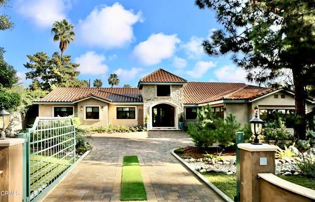 1490 S Marengo Avenue, Pasadena, CA 91106 (#P1-3049) :: The Parsons Team