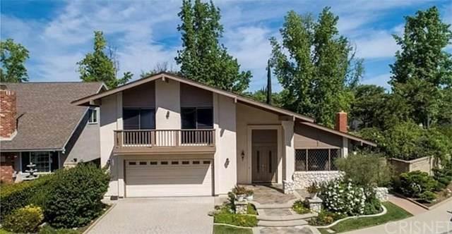 25481 Via Dalia, Valencia, CA 91355 (#SR21017193) :: Berkshire Hathaway HomeServices California Properties