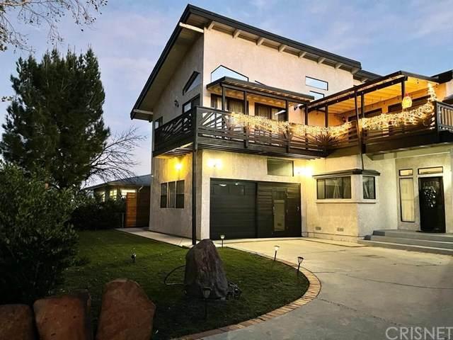 16714 Bermuda, Granada Hills, CA 91344 (#SR21016731) :: TruLine Realty