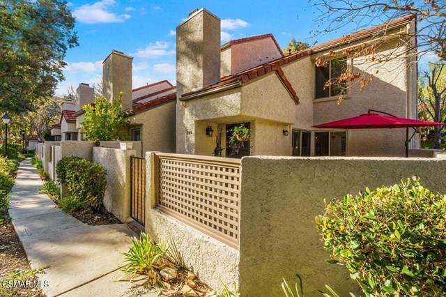 244 Via Colinas, Westlake Village, CA 91362 (#221000404) :: Berkshire Hathaway HomeServices California Properties