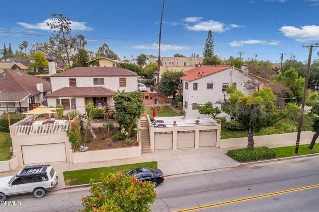 1940 Meridian Avenue, South Pasadena, CA 91030 (#P1-3084) :: The Suarez Team