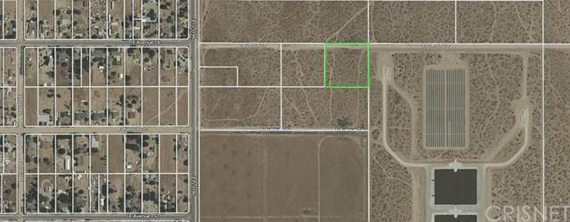 9800 Vac/Vic 96th Ste/Ave T8, Littlerock, CA 93543 (#SR21019751) :: The Grillo Group