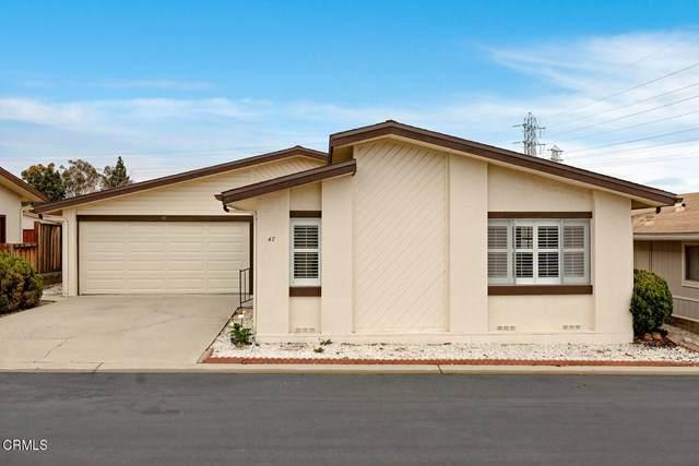1220 Johnson Drive #47, Ventura, CA 93003 (#V1-3675) :: The Grillo Group
