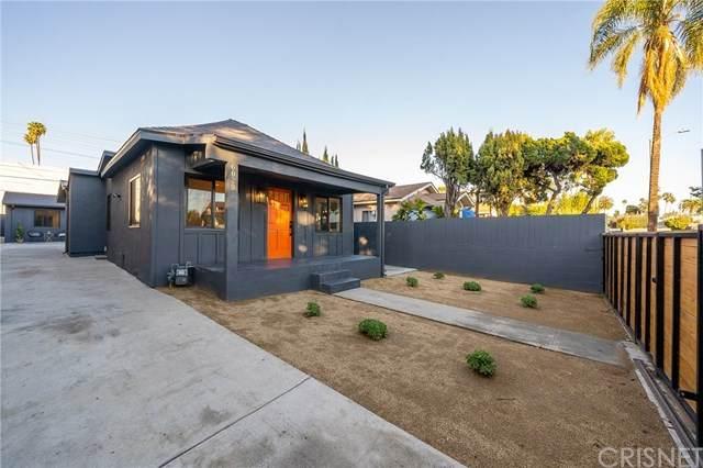 6029 Eleanor, Hollywood, CA 90038 (#SR21020601) :: Berkshire Hathaway HomeServices California Properties