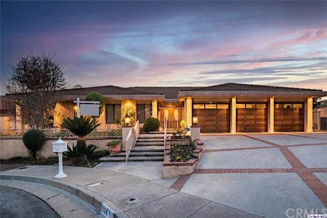 1108 Trafalger Drive, Glendale, CA 91207 (#320004808) :: TruLine Realty