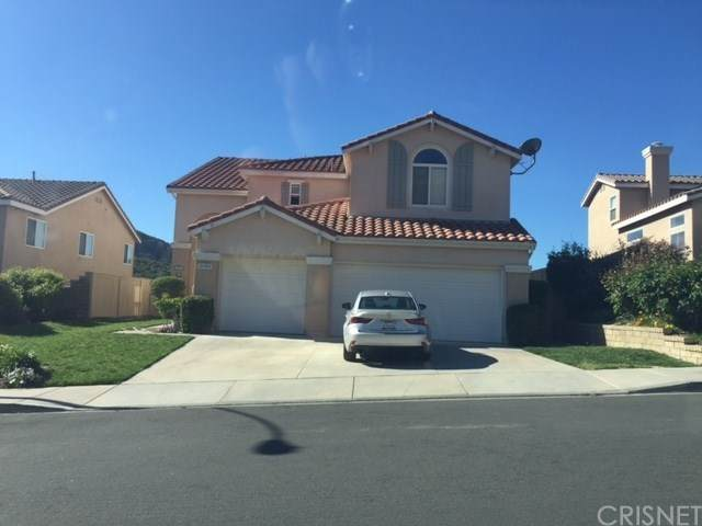 21106 Oakleaf Canyon Drive, Newhall, CA 91321 (#SR21019592) :: TruLine Realty