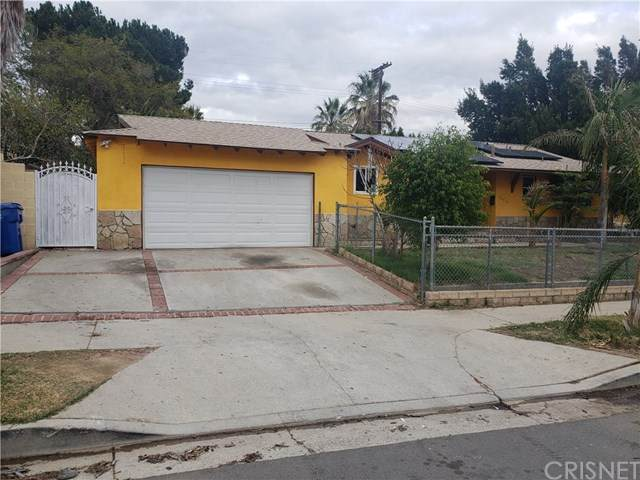 12910 Adelphia Avenue, San Fernando, CA 91340 (#SR21021426) :: HomeBased Realty