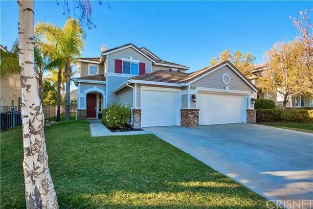 26029 Bates Place, Stevenson Ranch, CA 91381 (#SR21021341) :: HomeBased Realty