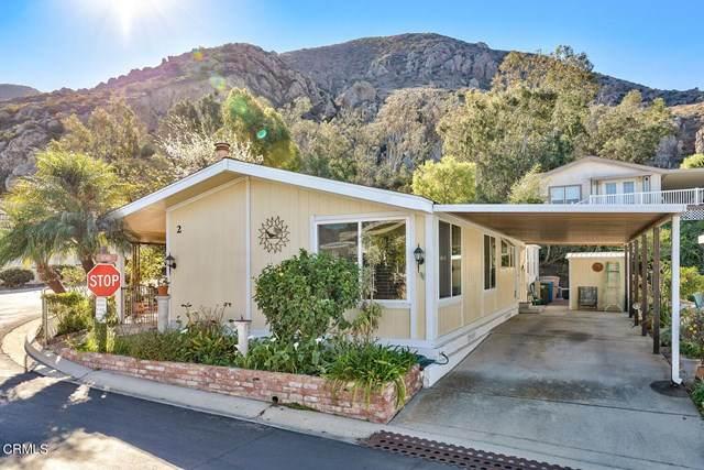 2 Gitana Avenue #153, Camarillo, CA 93012 (#V1-3712) :: Berkshire Hathaway HomeServices California Properties