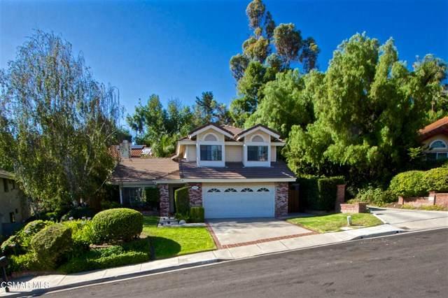2123 Meadow Brook Court, Thousand Oaks, CA 91362 (#221000517) :: The Suarez Team