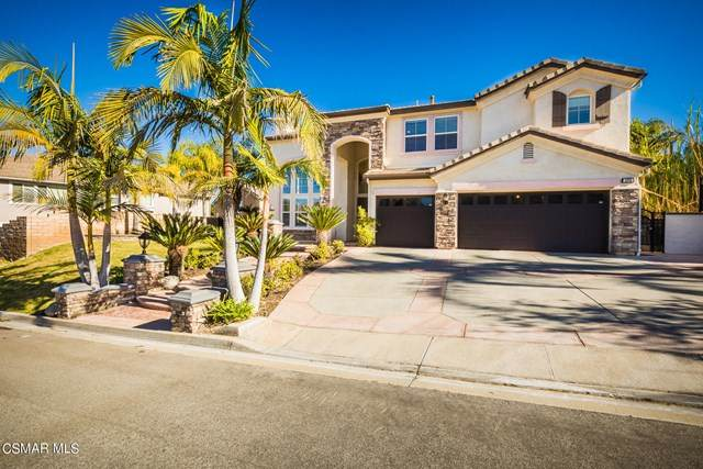 1376 Vintage Oak Street, Simi Valley, CA 93063 (#221000526) :: Lydia Gable Realty Group