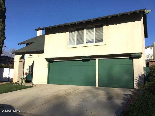 2237 E Chesterton Street, Simi Valley, CA 93065 (#221000552) :: Berkshire Hathaway HomeServices California Properties