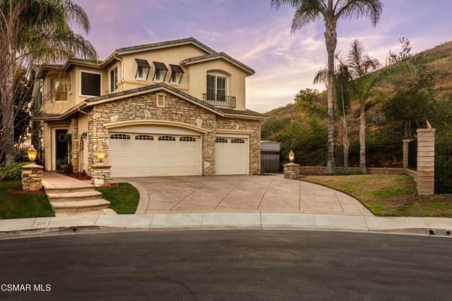 2750 Florentine Court, Thousand Oaks, CA 91362 (#221000581) :: Berkshire Hathaway HomeServices California Properties