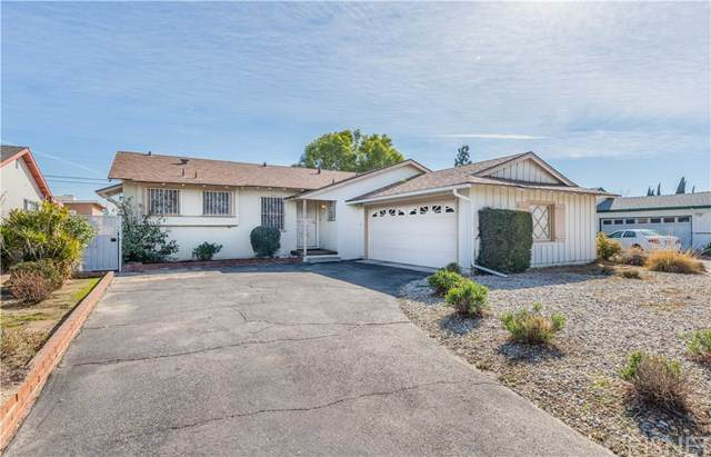 12214 Peoria Street, Sun Valley, CA 91352 (#SR21024280) :: The Grillo Group