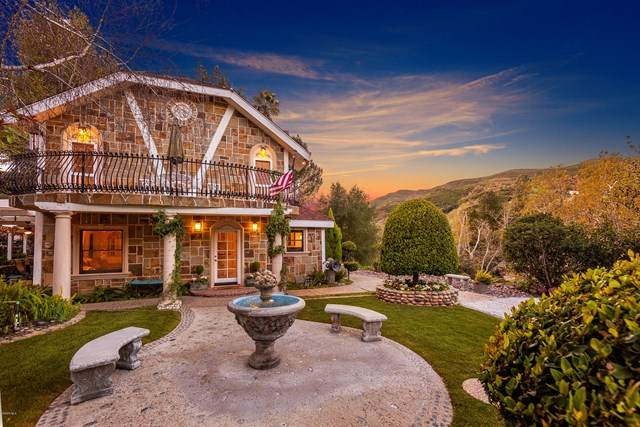 31440 Lobo Canyon Road, Agoura Hills, CA 91301 (#221000584) :: The Grillo Group