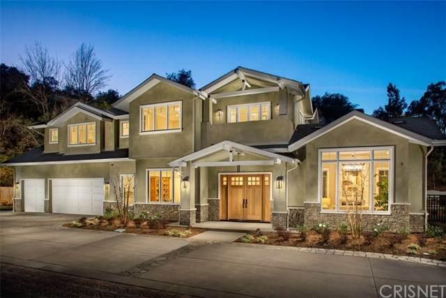 4200 Mesa Vista Drive, La Canada Flintridge, CA 91011 (#SR21023356) :: The Grillo Group