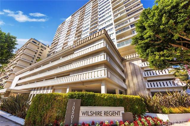 10501 Wilshire Boulevard #1210, Los Angeles, CA 90024 (#SR21024795) :: Berkshire Hathaway HomeServices California Properties