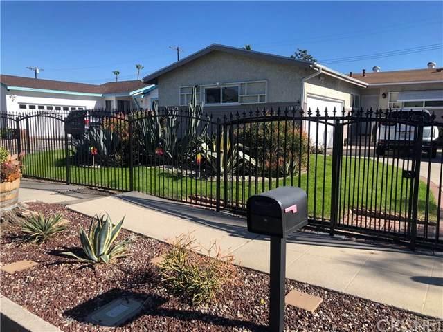 14170 Daventry, Arleta, CA 91331 (#SR21024856) :: Berkshire Hathaway HomeServices California Properties