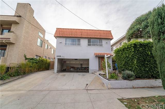 1329 S Saltair Avenue, Los Angeles, CA 90025 (#SR21021384) :: The Grillo Group