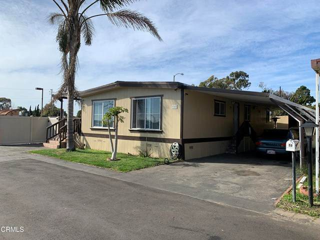 1300 E Pleasant Valley Road Road #28, Oxnard, CA 93033 (#V1-3745) :: Berkshire Hathaway HomeServices California Properties