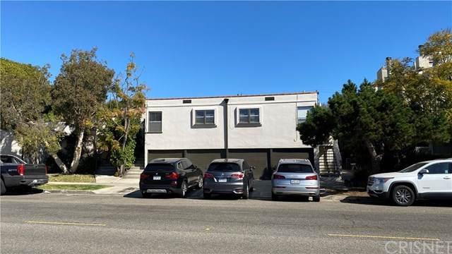 1101 16th Street, Santa Monica, CA 90403 (#SR21025261) :: TruLine Realty