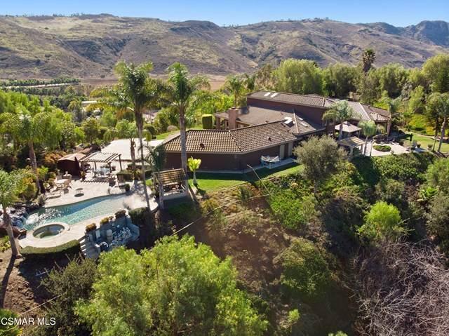 11951 Pradera Road, Santa Rosa, CA 93012 (#221000616) :: TruLine Realty