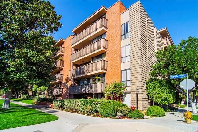 2276 S Beverly Glen Boulevard #103, Los Angeles, CA 90064 (#SR21025905) :: Berkshire Hathaway HomeServices California Properties