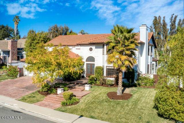 5922 Careybrook Drive, Agoura Hills, CA 91301 (#221000630) :: The Grillo Group