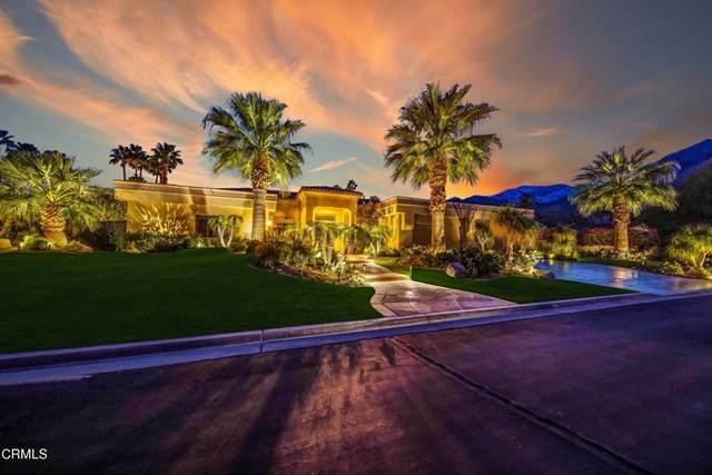 64435 Via Risso, Palm Springs, CA 92264 (#P1-3232) :: Berkshire Hathaway HomeServices California Properties