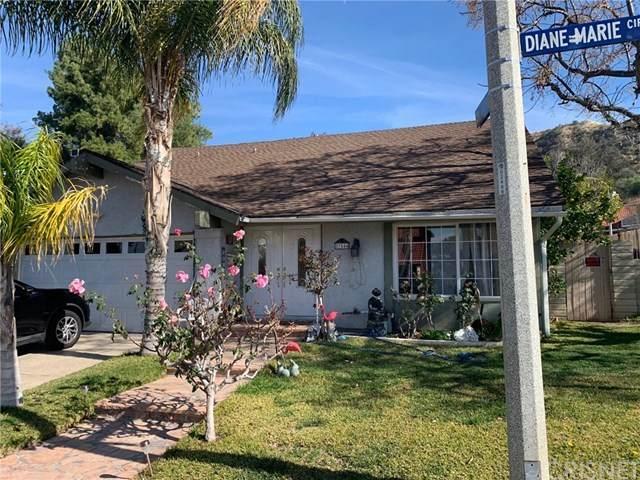 27544 Diane Marie Circle, Saugus, CA 91350 (#SR21024766) :: Lydia Gable Realty Group