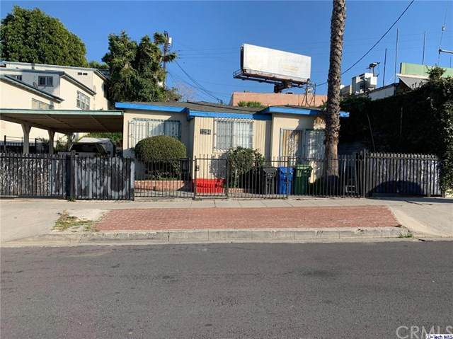1294 West Boulevard, Los Angeles, CA 90019 (#320004909) :: Lydia Gable Realty Group