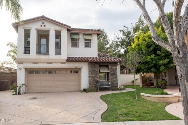 1869 Del Ciervo Place, Camarillo, CA 93012 (#V1-3835) :: Berkshire Hathaway HomeServices California Properties