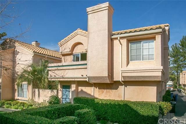 25124 Steinbeck Avenue H, Stevenson Ranch, CA 91381 (#SR21025342) :: HomeBased Realty