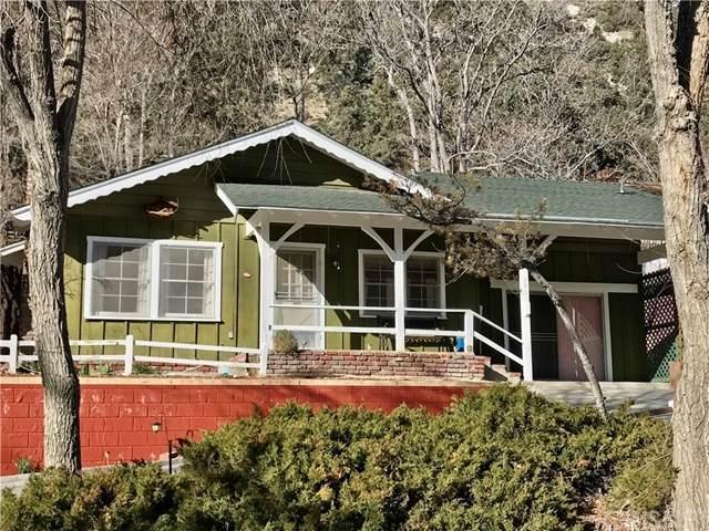 3801 Los Padres, Frazier Park, CA 93225 (#SR21027858) :: The Grillo Group