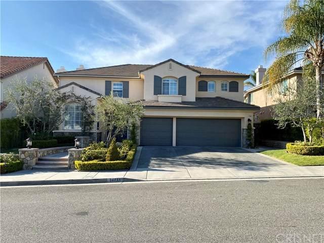 26738 Brooks Circle, Stevenson Ranch, CA 91381 (#SR21027313) :: HomeBased Realty