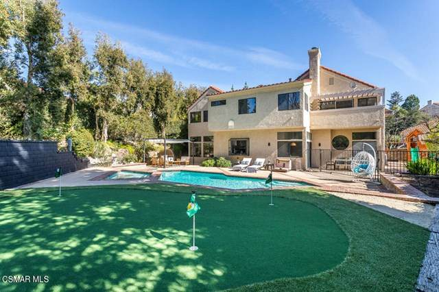 6051 Lake Lindero Drive, Agoura Hills, CA 91301 (#221000667) :: The Grillo Group