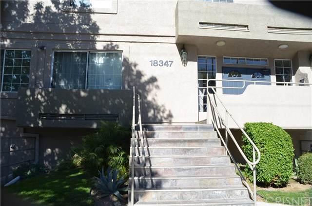 18347 Saticoy Street #24, Reseda, CA 91335 (#SR21027945) :: Lydia Gable Realty Group