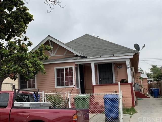 1734 S Berendo Street, Los Angeles, CA 90006 (#SR21028105) :: TruLine Realty