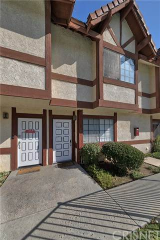9325 Sunland Park Drive #49, Sun Valley, CA 91352 (#SR21028441) :: The Grillo Group