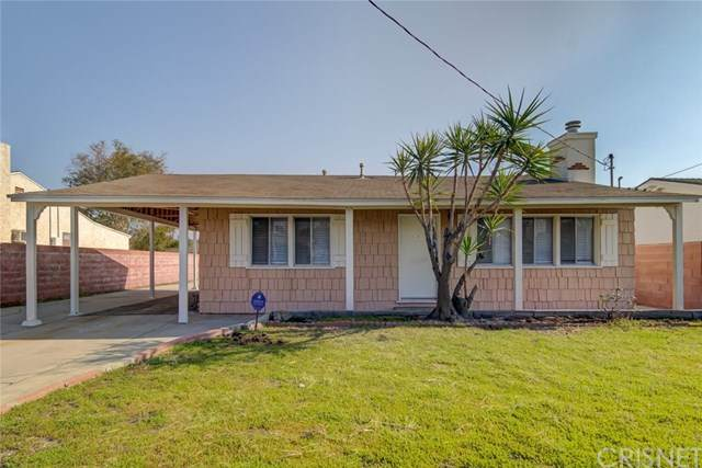 13548 Weidner Street, Pacoima, CA 91331 (#SR21028809) :: The Grillo Group