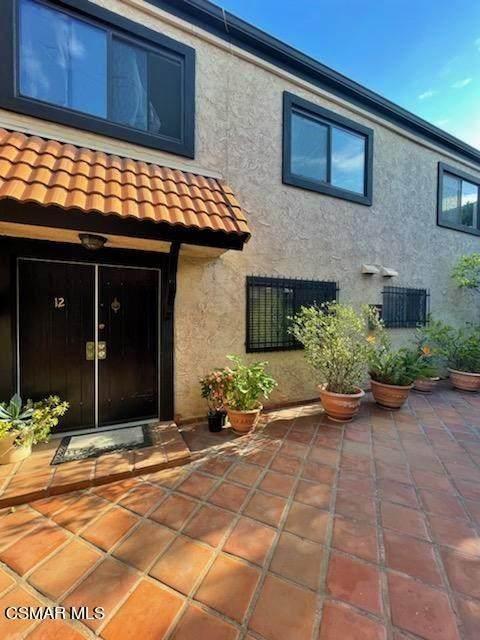 10600 Holman Avenue #12, Los Angeles, CA 90024 (#221000717) :: Berkshire Hathaway HomeServices California Properties