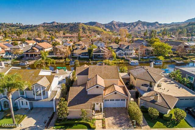 4030 Mariner Circle, Westlake Village, CA 91361 (#221000725) :: The Grillo Group