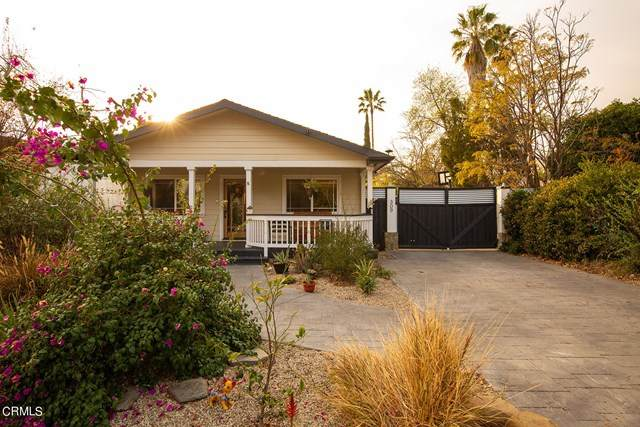 309 N Fulton Street, Ojai, CA 93023 (#V1-3891) :: Lydia Gable Realty Group