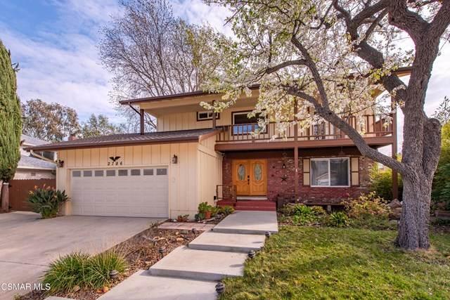 2786 Velarde Drive, Thousand Oaks, CA 91360 (#221000745) :: Berkshire Hathaway HomeServices California Properties