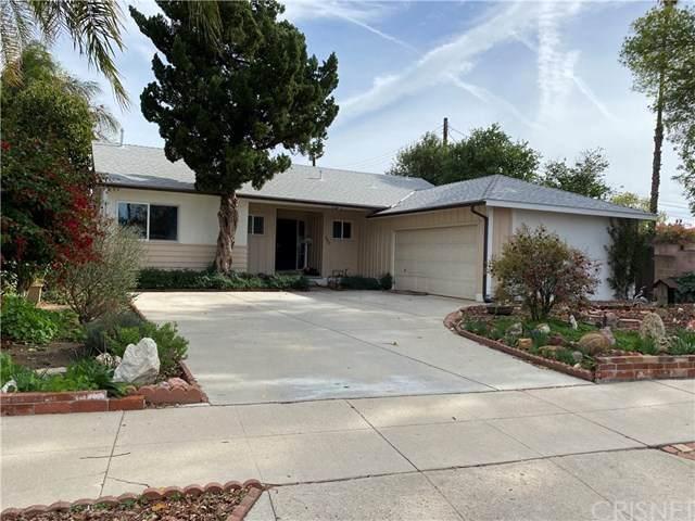 10418 Gothic Avenue, Granada Hills, CA 91344 (#SR21020351) :: Berkshire Hathaway HomeServices California Properties