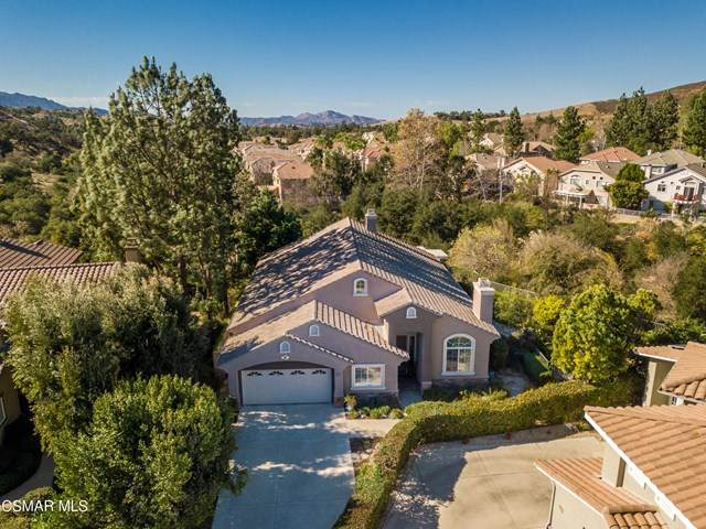 3225 Woodview Court, Thousand Oaks, CA 91362 (#221000761) :: The Grillo Group