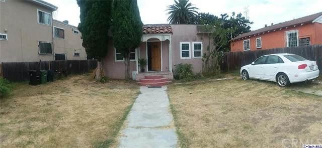 1322 W 97 Street, Los Angeles, CA 90044 (#320004978) :: TruLine Realty